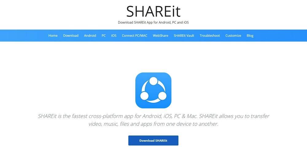 Best File Sharing APP