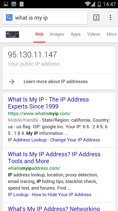 What Is My IP